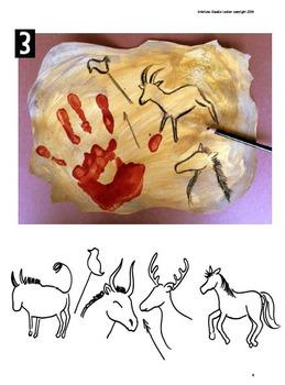 Art préhistorique:arts plastiques, histoire de l'art