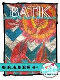 Symbols & Indonesian Batik: