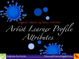 Art: IB learner Attributes for Art