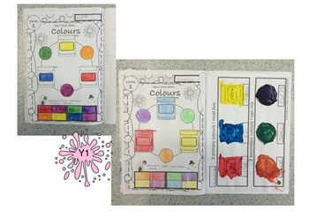 Art:Colour Mixing Activity - Assessment (self-)