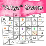 """ArtGo"" Art Bingo Game for Elementary and Primary Grades"