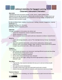 ArtSmart Activities for Engaged Learning:  Classroom Instrument Characters