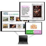 ArtZap: Landscape or Still-Life?