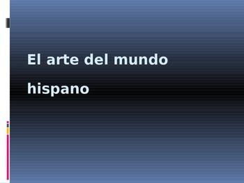 Arte del Mundo Hispano - 17 Hispanic Artists and Their Art