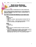 Artemis Fowl Creative Assignment - Redesign Book Cover
