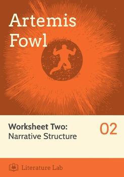 Artemis Fowl - Design a Website Worksheet