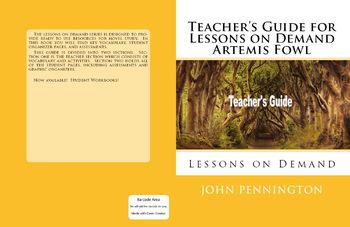 Artemis Fowl by Eoin Colfer Book 1 Teacher's Guide