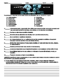 Artemis by Andy Weir Worksheets, Art Projects, & Assessment Unit (The Martian)