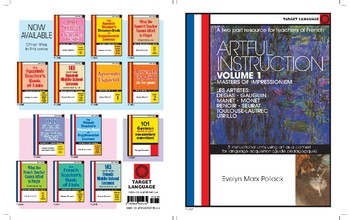 Artful Instruction Volume 1-Masters of Impressionism