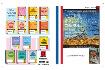 Artful Instruction Volume 2-Masters of Modern Art
