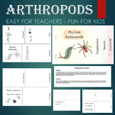 Arthropod Flipbook