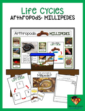 Arthropods: Millipedes (Life Cycle Pack)
