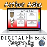 Arthur Ashe Digital Biography Template