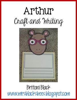 Arthur Craft and Writing