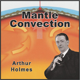 Arthur Holmes Poster (Influential Scientists Series)
