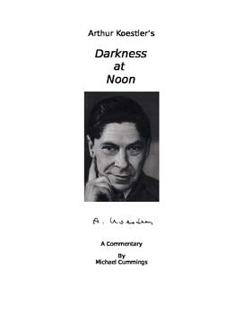 Arthur Koestler: Darkness at Noon