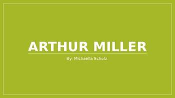 Arthur Miller Slideshow