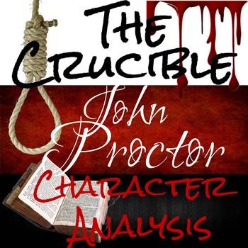 Arthur Miller's The Crucible: Analyzing John Proctor Activity