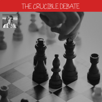Arthur Miller's The Crucible: Debate, High School ELA