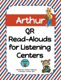 Arthur QR Read Alouds (Listening Center)