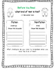 Arthur Writes A Story by Marc Brown-A Complete Book Response Journal
