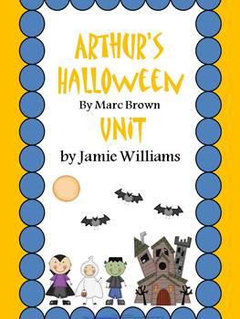 arthur book units bundle