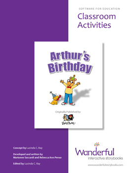 Arthur's Birthday Classroom Activities Guide