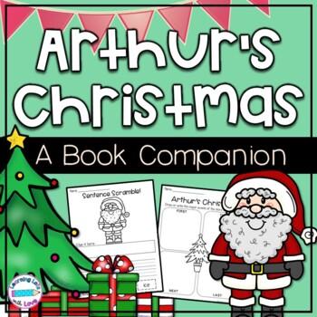 Arthur's Christmas *Book Companion*