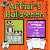 Arthur's Halloween {Comprehension Printables & CRAFTIVITY!}