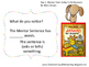 Arthur's Pet Business Mentor Text Lesson Plans (Opinion Writing)
