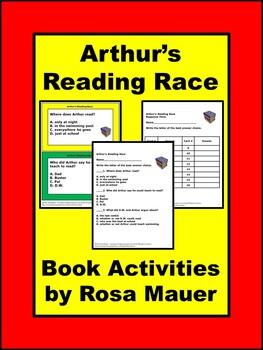 Arthur's Reading Race Literacy Unit