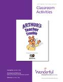 Arthur's Teacher Trouble Classroom Activities