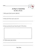 Arthur's Valentine by Marc Brown