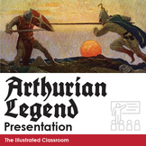 Arthurian Legend Introduction Powerpoint