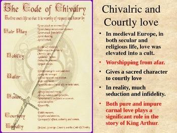 Arthurian Legend and Morte d'Arthur