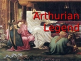 Arthurian Legend and Morte d'Arthur