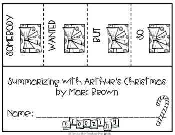 Arthur's Christmas: Book Companion