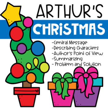 Arthurs Christmas.Arthur S Christmas Christmas Read Alouds