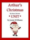 Arthur's Christmas BOOK UNIT