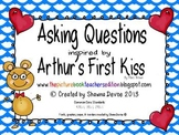 Asking Questions inspired by Arthur's First Kiss by Marc Brown