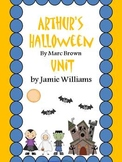 Arthur's Halloween Book Unit