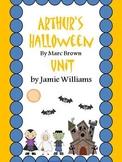 Arthur's Halloween Book Unit