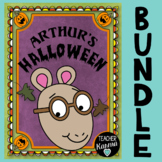 Arthur's Halloween Literacy Kit ~ Story Elements ~ Reading