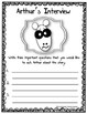 Arthur's Halloween Literacy Kit ~ Story Elements ~ Reading