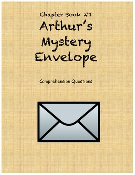 Arthur's Mystery Envelope comprehension questions