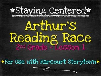 Arthur's Reading Race - 2nd Grade Harcourt Storytown Lesson 1