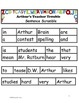 Arthur's Teacher Trouble Literacy Activities for Grades 2-3
