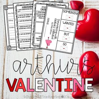 Arthur's Valentine Book Companion
