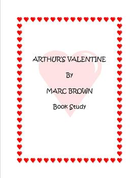 """Arthur's Valentine"" Book Study"