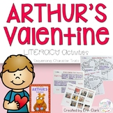 Arthur's Valentine: Language Arts Activities {Common Core